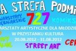Warsztaty artystyczne 727 Letnia Strefa Podmiejska