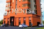 Piaseczno: Royal Apartments - nowoczesna architektura w centrum Piaseczna