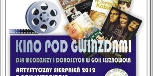"""Lesznowola: Letnie kino pod gwiazdami - film pt. """"Motyl i skafander"""""""