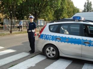 Bezpieczna droga do szkoły 2012