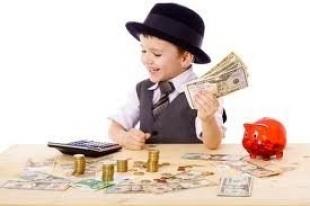 Dzieci i ich edukacja finansowa