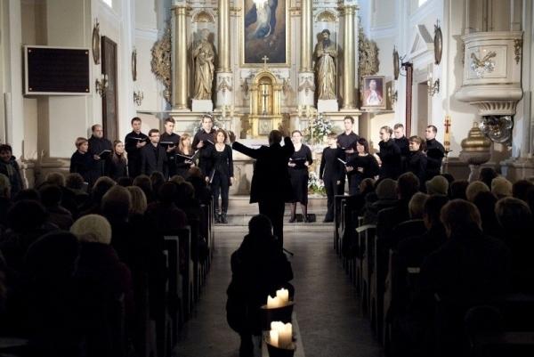 Mazowsze w Koronie w cyklu Jesienne koncerty muzyki poważnej w Górze Kalwarii