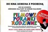 Góra Kalwaria: Filmowe Poranki Rodzinne