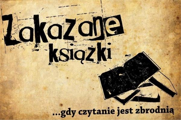 Tydzień Zakazanych Książek w Łazach i Mysiadle