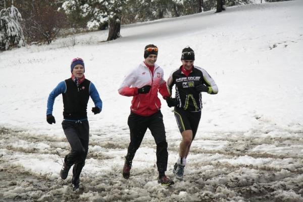 Bieg z Charakterem - Biegamy z Olimpijczykami 2012