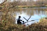 Zalesie Dolne: Ogólnopolskie zawody wędkarskie