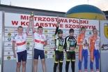 Tytuł Mistrza Polski w kolarstwie szosowym dla KS OLIMPIC Piaseczno