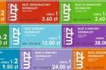Od stycznia nowa taryfa biletowa ZTM