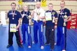 Kolejne tytuły mistrzowskie dla zawodników KS X Fight Piaseczno