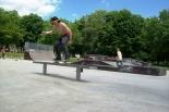 Oficjalne otwarcie skateparku w Nowej Iwicznej