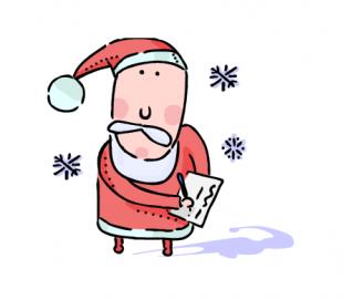 Konkurs plastyczny - Bożonarodzeniowa kartka