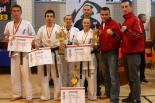 Sukcesy karateków z Klubu Sportów Walki UKS Bushi