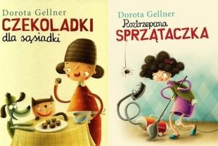 Grudniowe spotkanie z Dorotą Gellner