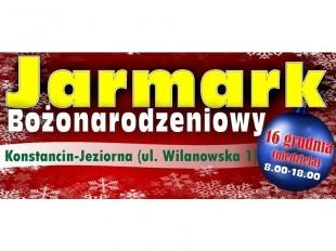 Jarmark Bożonarodzeniowy w Konstancinie-Jeziorna