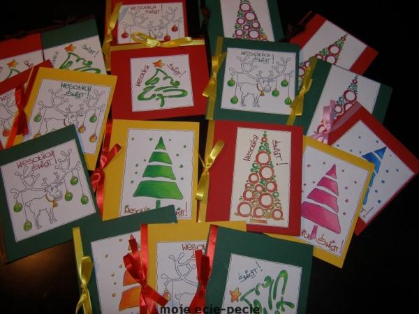 Kartki świąteczne oraz życzenia