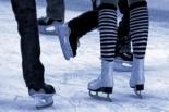 Otwarcie lodowiska w Konstancinie