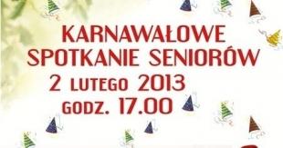 Dzień Seniora W Sołectwie Nowa Wola