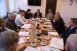 Posiedzenie Powiatowej Rady Zatrudnienia