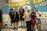 Puchar Europy i Złote Rękawice dla Tarczyna