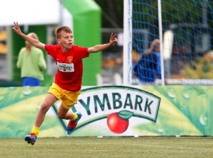 Turniej piłkarski 'Z podwórka na stadion o Puchar Tymbarku'