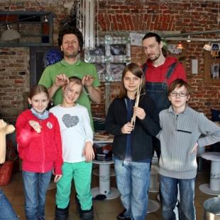 Kreatywne warsztaty eco w Ecolandii