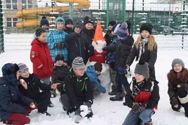 Sportowa zima w Piasecznie 2013 - relacja