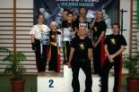 Kickboxerzy z Gminy Prażmów z medalami