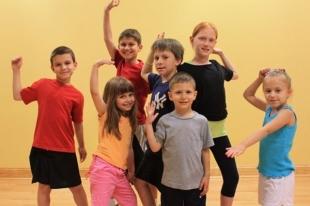 Zajęcia teatralne dla dzieci w GreenUP