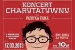 Koncert charytatywny dla Patryka Fiuka w Tarczynie