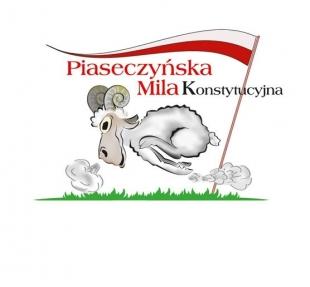 3 maja - XIII Piaseczyńska Mila Konstytucyjna