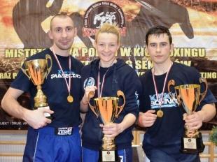 12 tytułów mistrzowskich dla KS X Fight Piaseczno