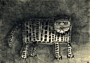 Wystawa prac Jana Młodożeńca w Kolonii Artystycznej
