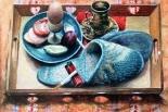 Wystawa malarstwa Witalija Szyszkina w Mysiadle
