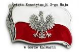 Święto Konstytucji 3-go Maja w Górze Kalwarii