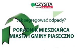Segregacja odpadów w gminie Piaseczno