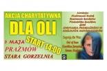 Prażmów -  Koncert charytatywny dla Oli Tubek w Starej Gorzelni