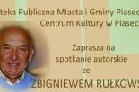 Spotkanie ze Zbigniewem Rułkowskim w Piasecznie