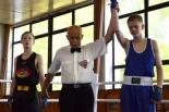 Zawodnik X Fight Piaseczno wygrał turniej kwalifikacyjny do OOM w Boksie