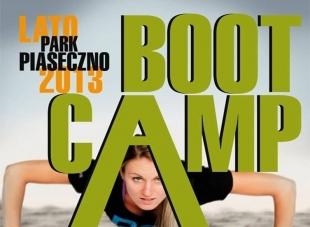 Otwarte treningi w piaseczyńskim Parku Miejskim
