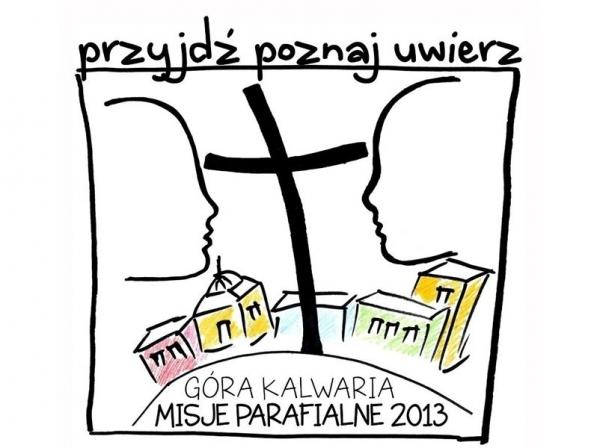 Misje Parafialne 2013 w Górze Kalwarii