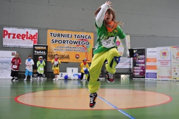 Turniej Tańca Sportowego - relacja