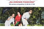 Wiosenny Piknik 'Na zdrowie Piaseczno'