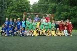 Turniej piłki nożnej VIII Hubertus CUP - wyniki