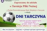 Turniej piłkarski o Puchar Przewodniczącego Rady Miejskiej w Tarczynie