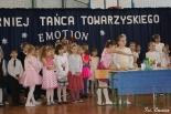 II Turniej Tańca Towarzyskiego EMOTION 2013