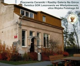Wakacyjne Warsztaty Ceramiczne w GOK Lesznowola