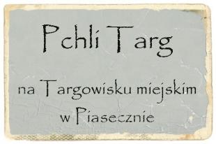 Pchli Targ na targowisku w Piasecznie