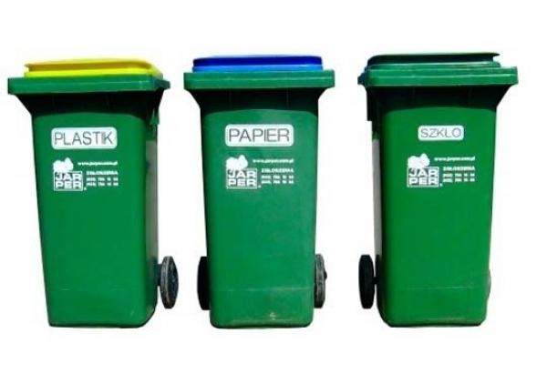 Harmonogram odbioru odpadów gmina Piaseczno