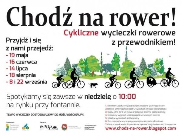 Piaseczno: Cykliczne wycieczki rowerowe z przewodnikiem