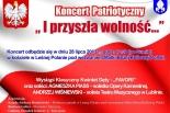 Gmina Tarczyn zaprasza na koncert Patriotyczny